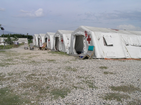 Base Camp, Port-au-Prince