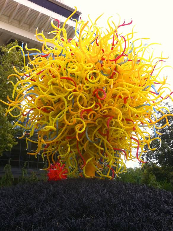Chihuly Yellow