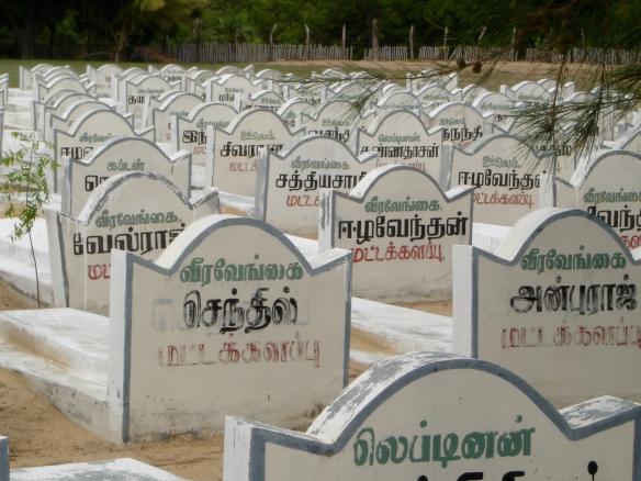Tamil Cemetery