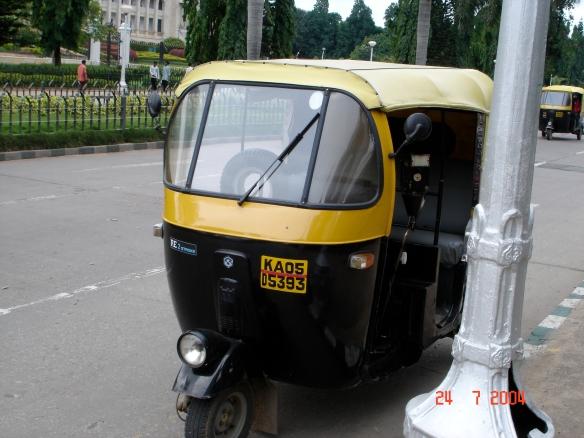 """""""Kaos"""" in Bangalore..."""